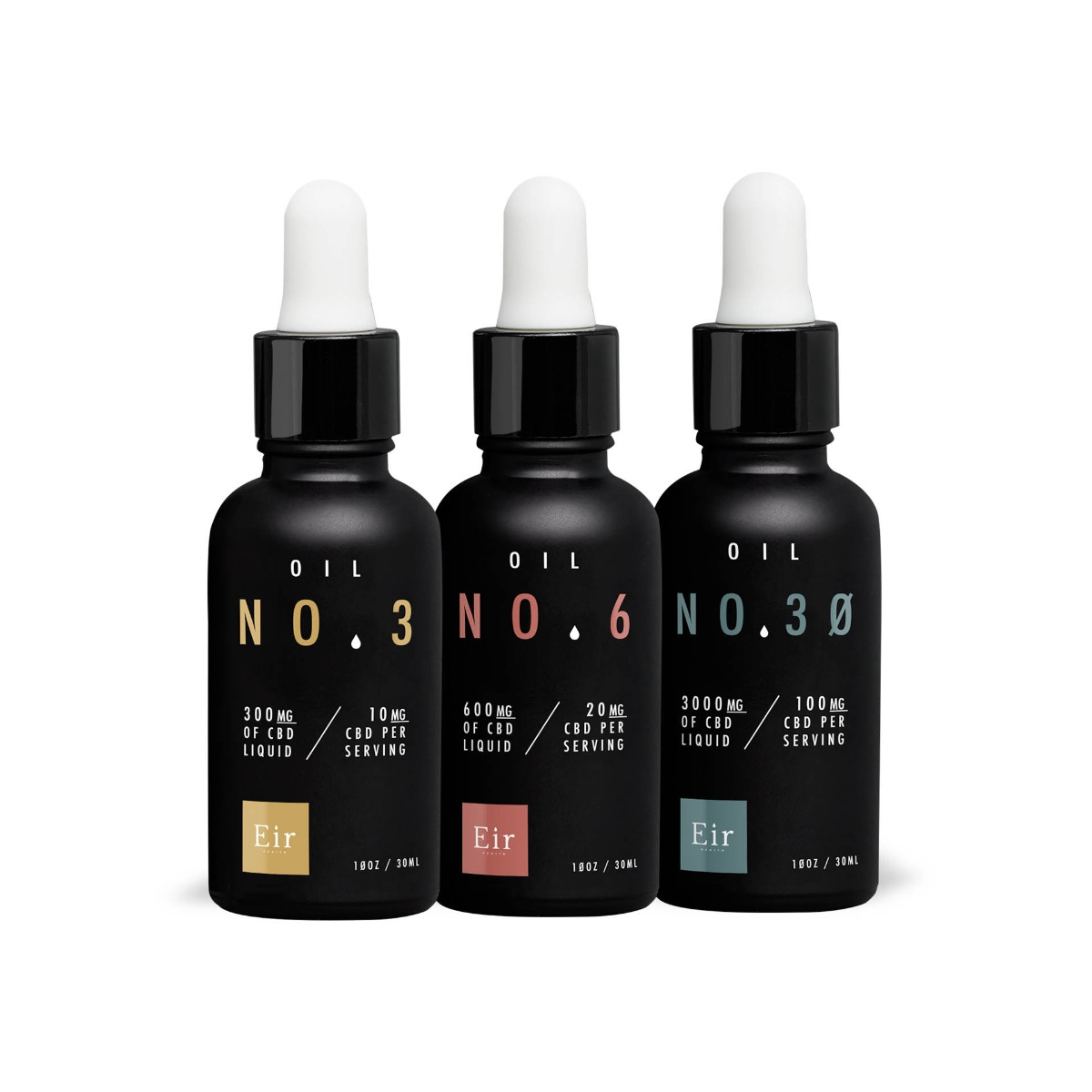 Full Spectrum CBD Oils available in all US states